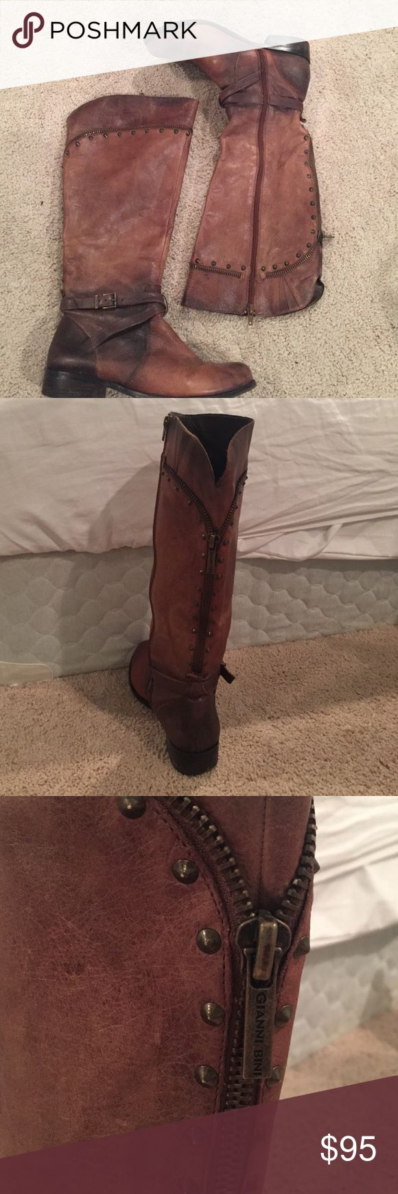 Gianni Bini riding boots! Awesome fall riding boots! Gianni Bini Shoes Over the Knee Boots