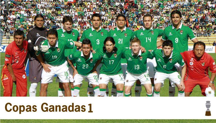 Selección de Bolivia Copa America 2015