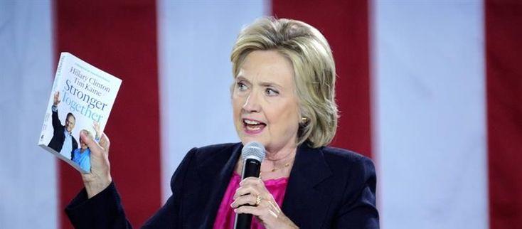 Hillary Clinton da más detalles sobre su neumonía para acallar las críticas