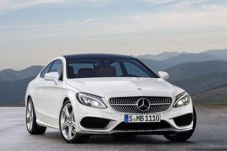 Mercedes C-Class 2014 coupe