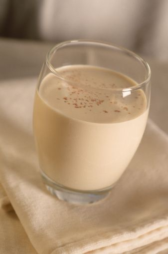 Non-alcoholic Eggnog Recipe - How to make eggnog recipe