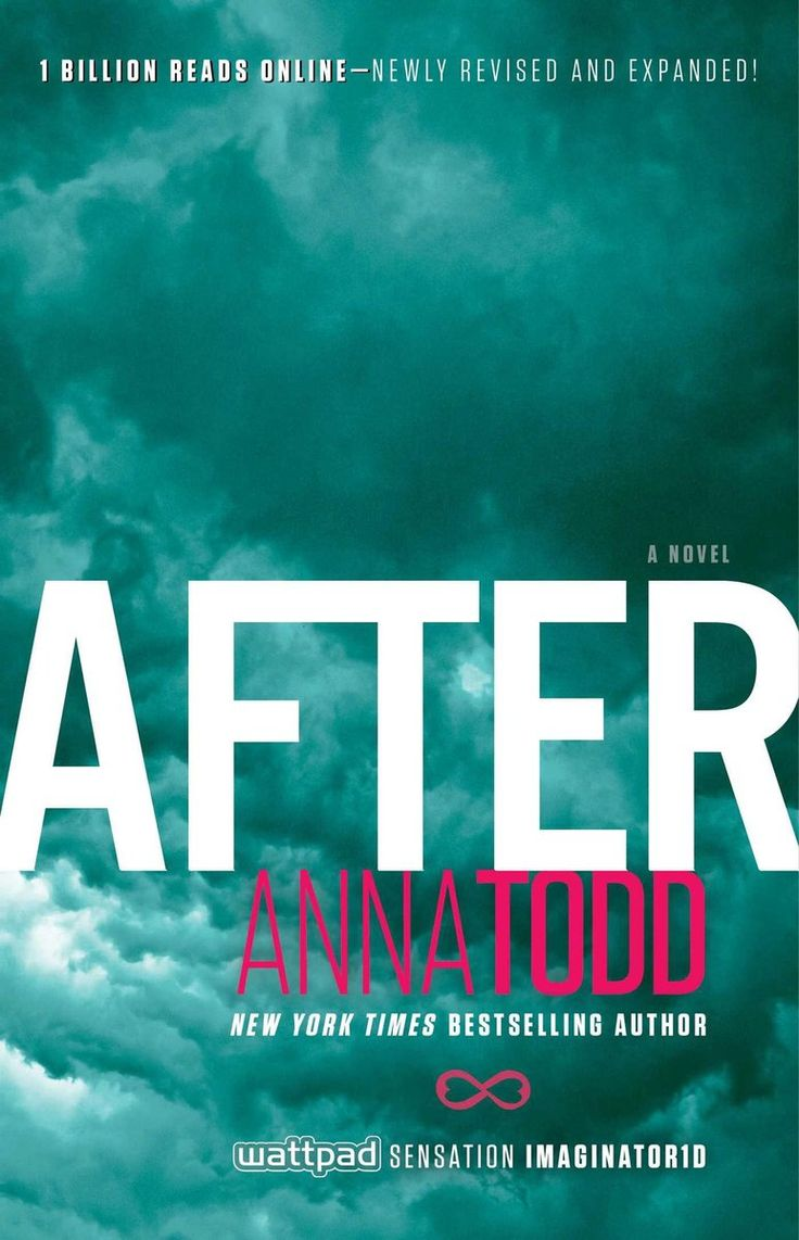 After by Anna Todd.