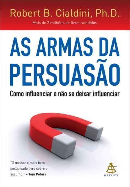 """""""Este excelente livro explica em linguagem clara e prática como somos persuadidos. Ele oferece informações essenciais não só para…"""