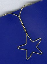How to Make a Wire Star Bookmark » Curbly   DIY Design Community