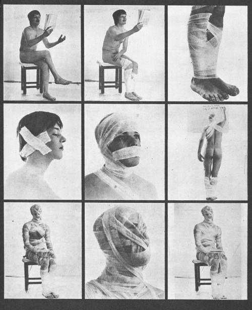 Tadeusz Kantor - happening-activity, Bled, 1969