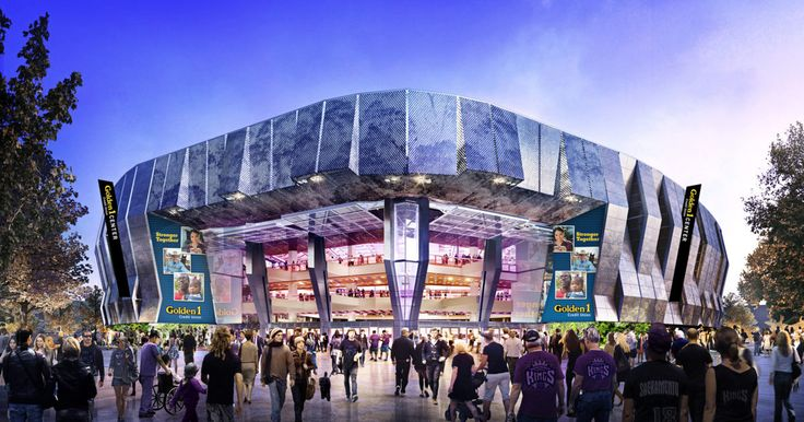 "Sacramento's Golden 1 Center Claims To Be ""Highest Tech Stadium In Sports"""