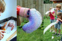 Met een leeg flesje water en een oude sok maak je iets wat je kinderen FANTASTISCH vinden deze zomer!