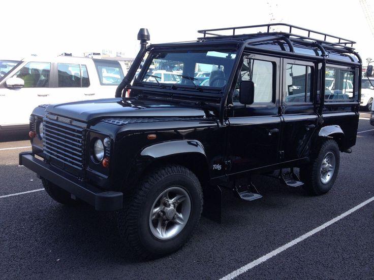 Land Rover Defender TD5 County Station Wagon | eBay