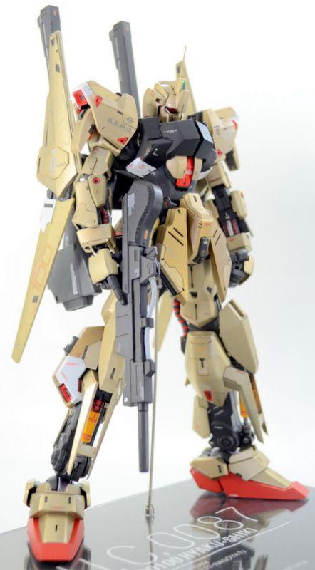 Hyaku Shiki Ver. 2.0 by Gism
