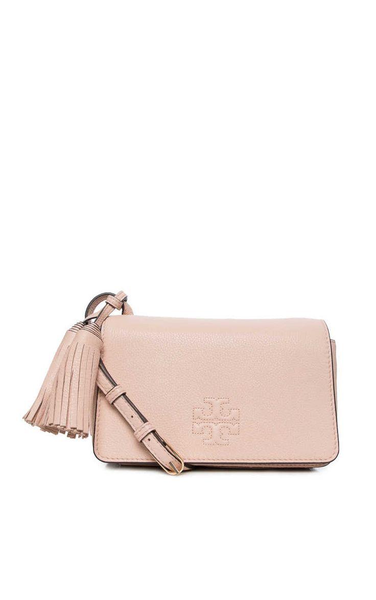 Axelremsväska Thea Mini Bag SWEET MELON - Tory Burch - Designers - Raglady
