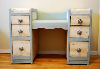 Painted Furniture by Oliver Treasures!