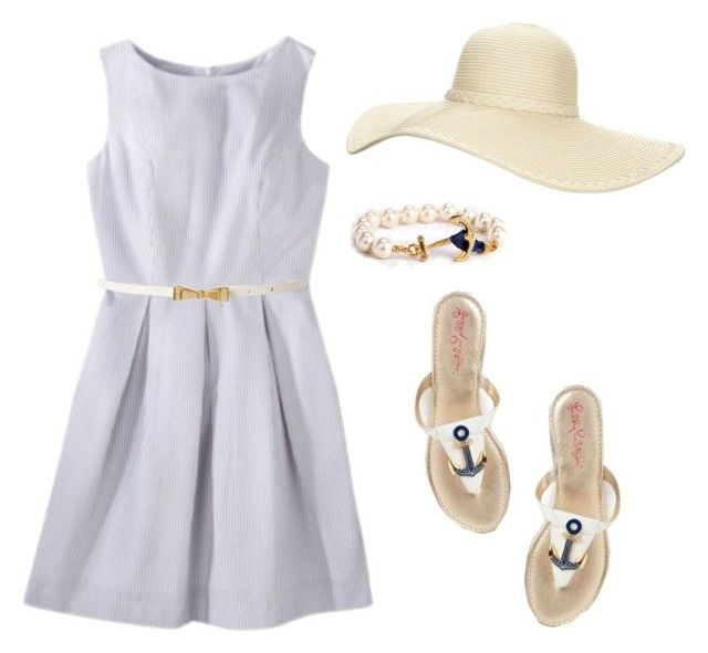 """"""".."""" by amandamurray-13 ❤ liked on Polyvore featuring Lilly Pulitzer, Reger by Janet Reger and Forever 21"""