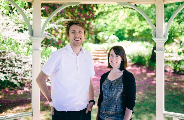 Flemish Flavours Owners, Wim and Claire. Advertising Photography by Evangeline Aguas