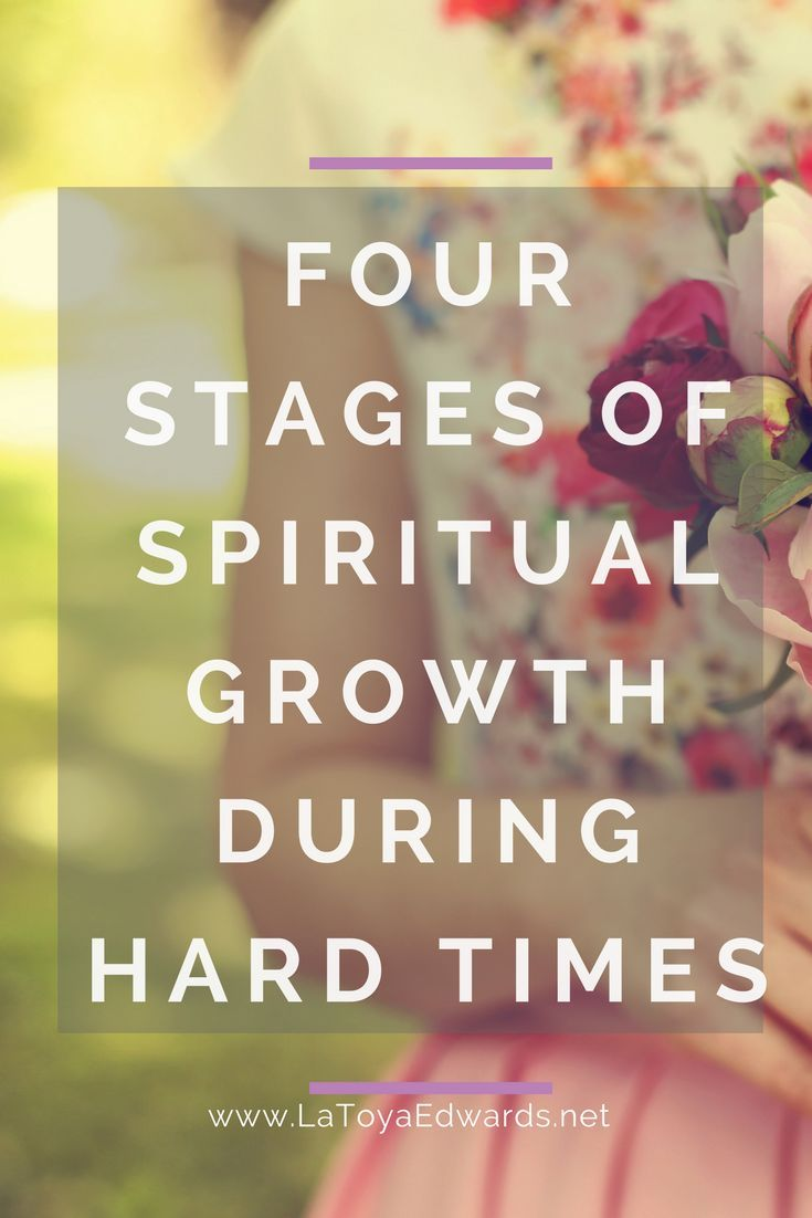 Prayer during hard times is key to spiritual growth during trials. Here are 4 stages from despair to victory no matter what you are facing.