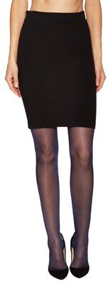 WOLFORD SATIN TOUCH 20 TIGHTS -  WOLFORD SATIN TOUCH 20 TIGHTS Knit tights Elasticized waistband Tonal topstitching and panel seaming.  #tights #pantyhose #hosiery #nylons #tightslover #pantyhoselover #nylonlover #legs