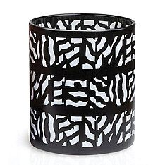 top3 by design - Missoni Home - missoni candle bianconero