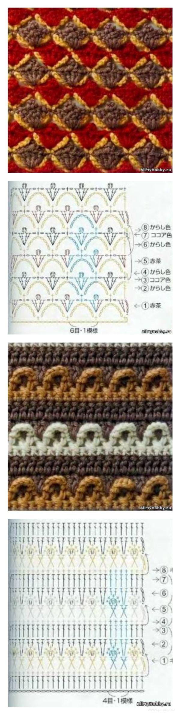 351 besten c harts cable Overlay Crochet Mehrlagentechnik Bilder auf ...