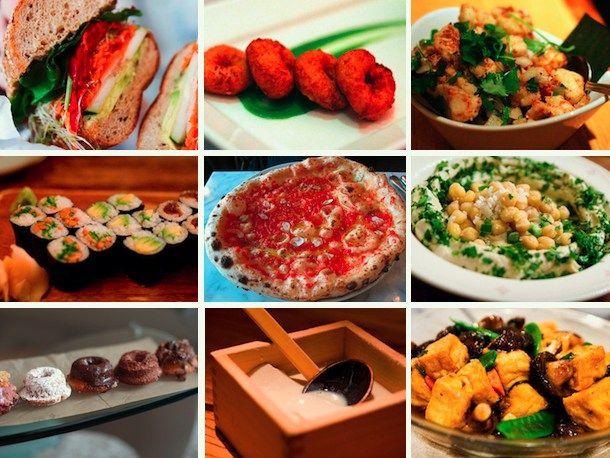 Where to Eat Vegan in New York