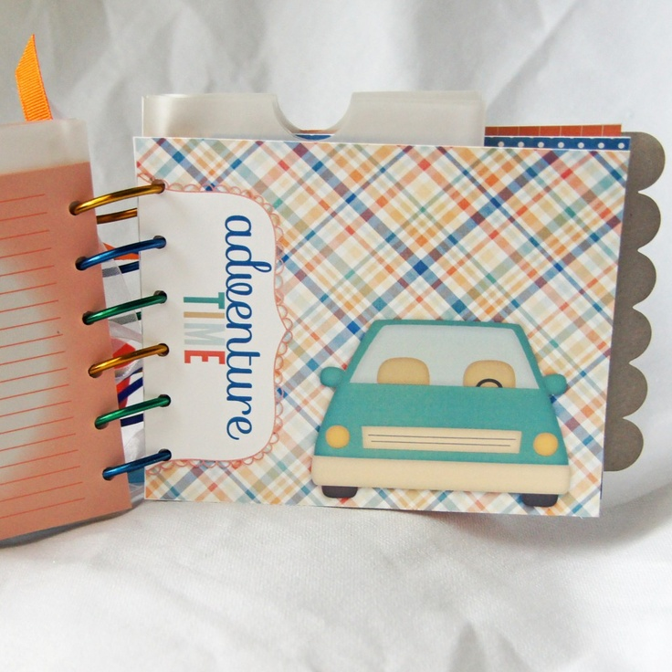Mini Weekend Vacations: Mini Vacation Album For Journaling While On Our Summer