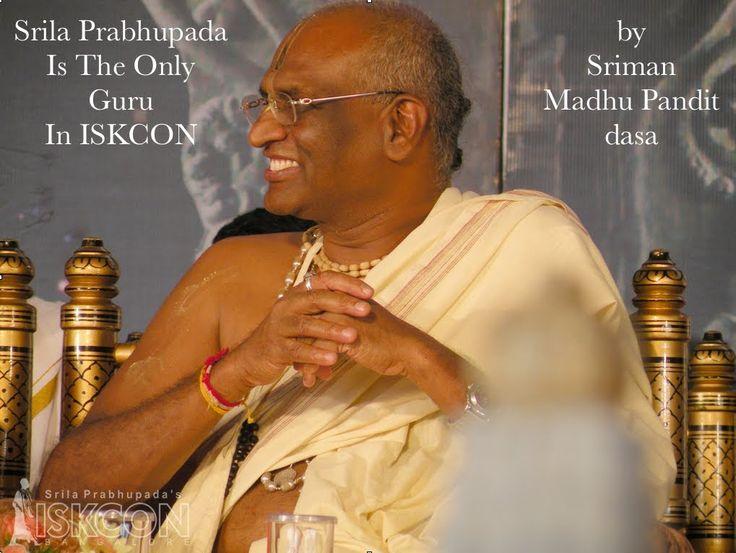 Srila Prabhupada Is The Only Guru In ISKCON - Full Version