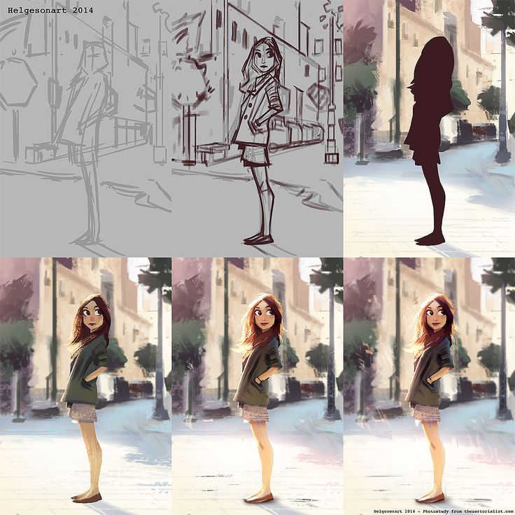 Character Design Tutorial Step By Step : Best step by images on pinterest character