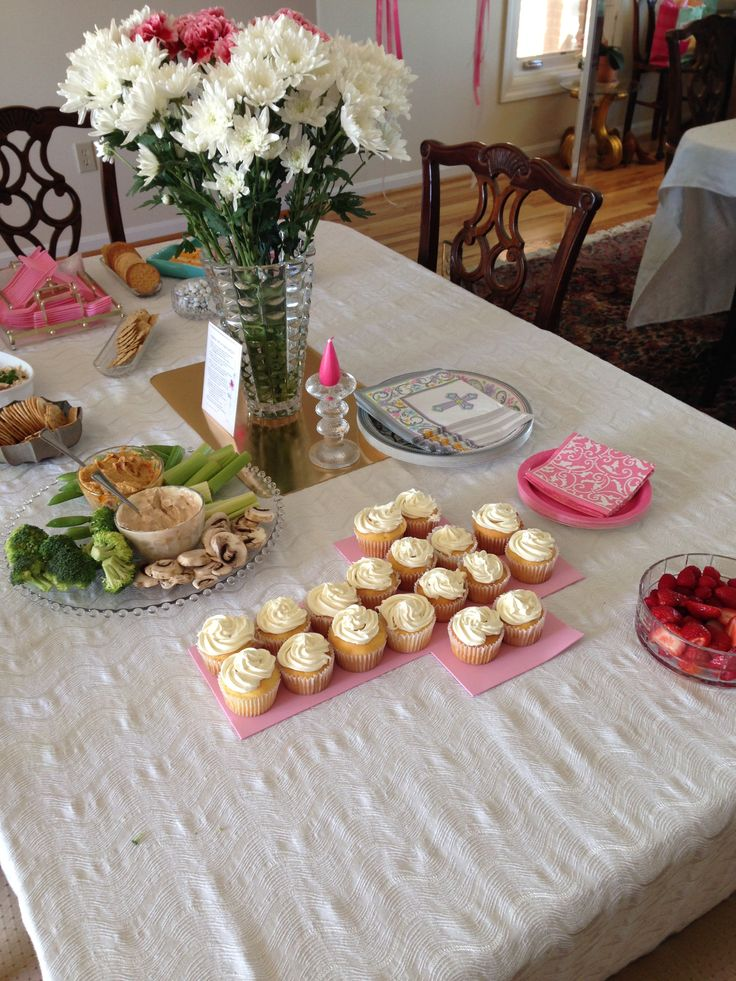 Food Ideas For A Christening Party