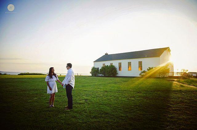 Aislinn & Matt ☀️ #sandyhook #engagementphotos #engaged #njengagement #weddingphotographer #njweddings #jerseyshore #weddingphotos