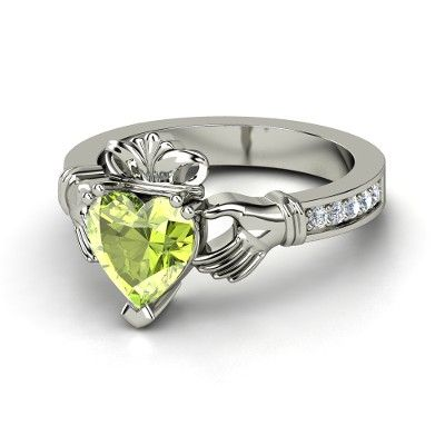 Claddagh+Engagement+Rings   Diamond Claddagh Ring: Outstanding Engagement Ring - Clatter Ring