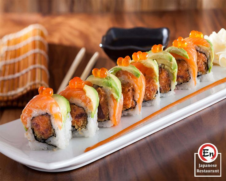 Sushi Has Gradually Spread Across The Nation And Become A Popular Treat En Treats You