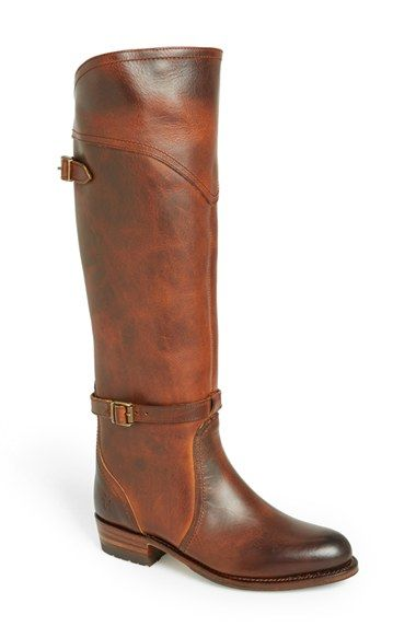 Frye 'Durado Lug' Riding Boot (Women) available at #Nordstrom