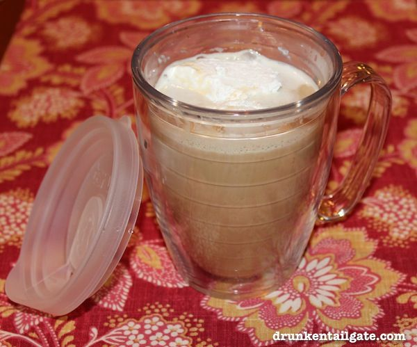 Irish coffee hot tailgating drink recipe tailgating for 7 and 7 drink recipe
