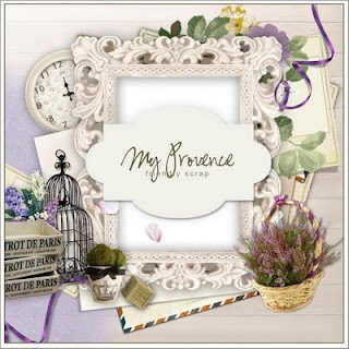 Freebies PSD Collage - My Provence