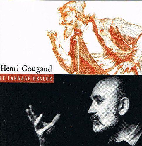 Henri Gougaud  Le langage obscur et autres contes