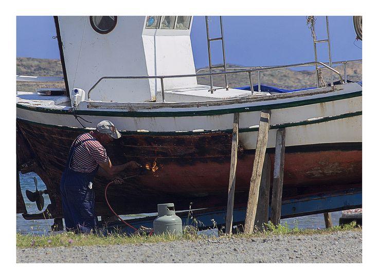 Kotsinas: at the wharf