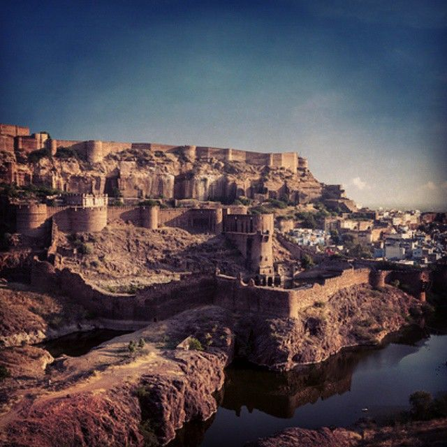 Create Your own trip using tripjinnee.com #Mehrangarh fort is one of the largest fort in india #tripplan with tripjinnee.com. #mehrangarh #fort #jodhpur #travel #rajasthan #tourist