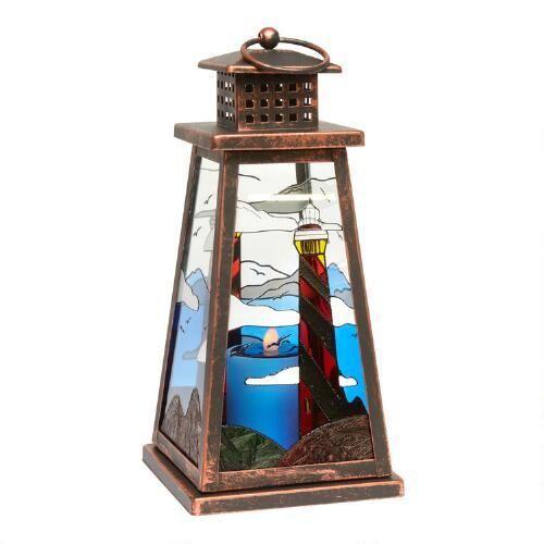 Christmas Lights Shop In Adelaide: Lighthouse Solar Light Lantern
