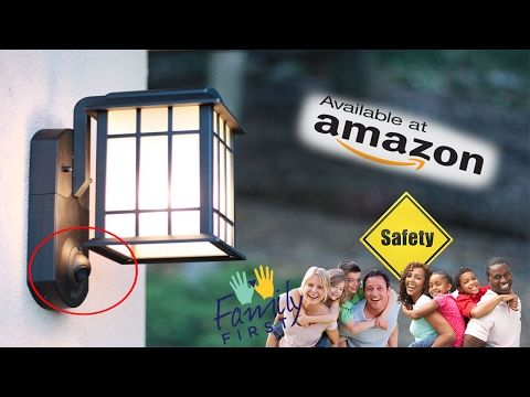 Top 5 Home Security Gadgets to buy on Amazon! - YouTube