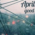April ! please be good to me Facebook Cover Photo