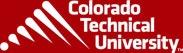 Colorado Technical University - CTU | Benefits