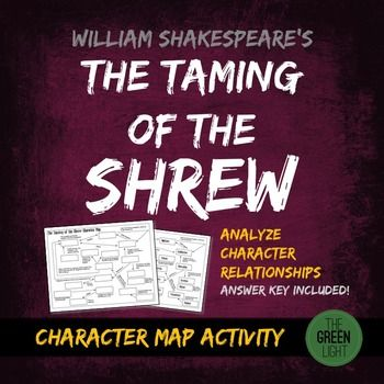 compare romeo and juliet to the taming of the shrew Romeo and juliet - an extensive collection of teaching resources for ks3  a  really useful resource for comparing romeo's character between read more.