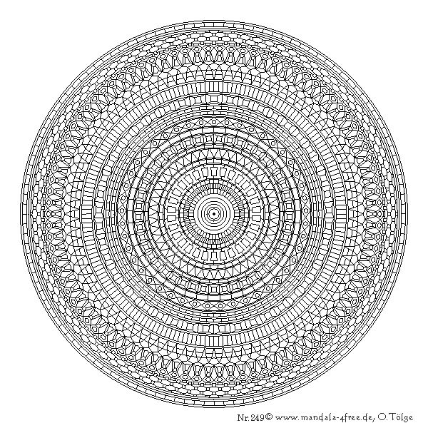 tibetan mandala coloring pages - photo#19