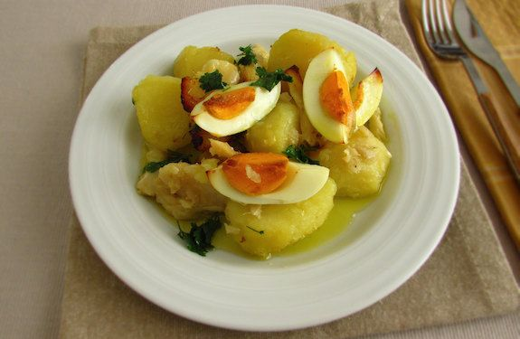 Bacalhau de cebolada no forno | Food From Portugal