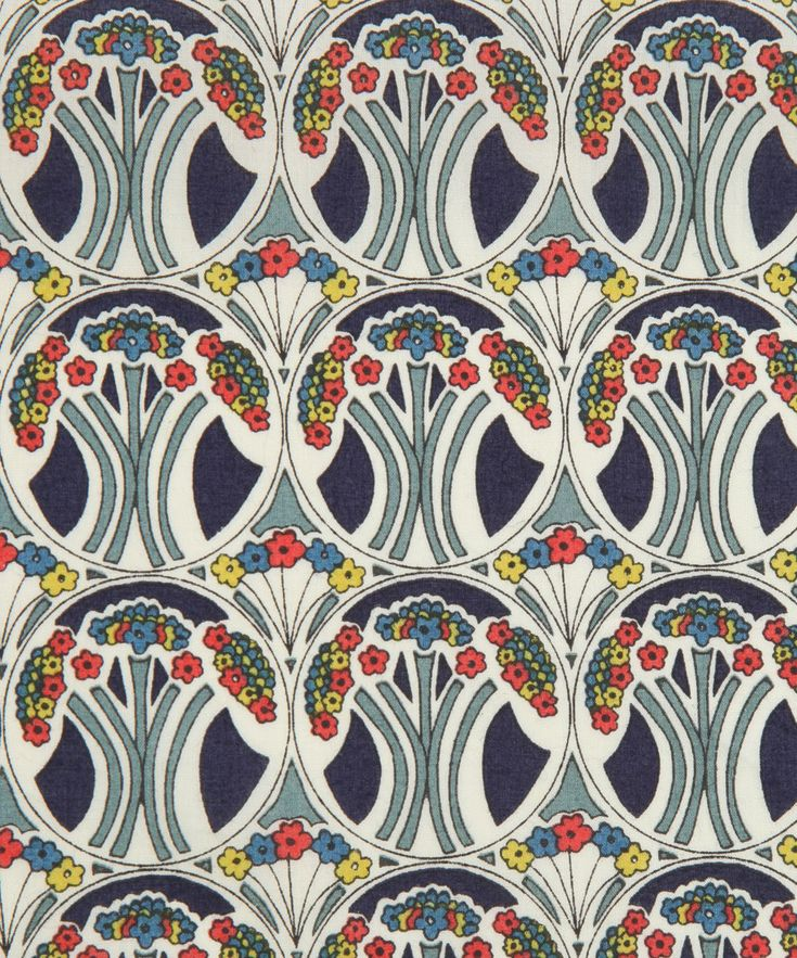 Mauverina B Tana Lawn, Liberty Art Fabrics. Shop more from the Liberty Art Fabrics collection at Liberty.co.uk