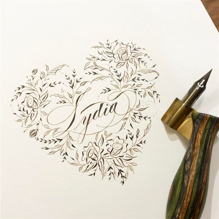 The 25 Best Ideas About Copperplate Calligraphy On