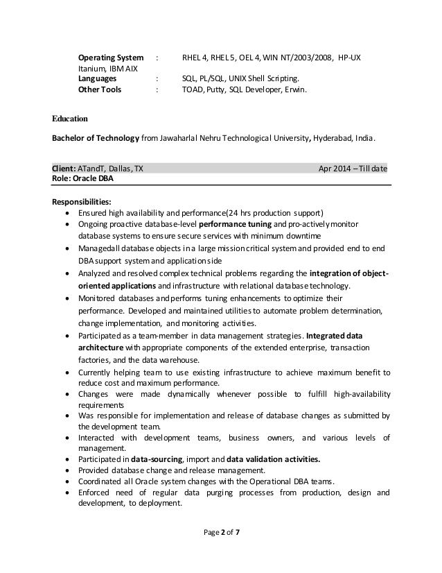 Best 25+ Best cv samples ideas on Pinterest Cover letter tips - pl sql programmer sample resume