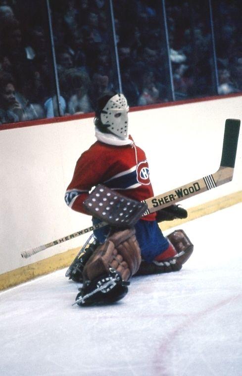 Wayne Thomas, Montreal Canadiens, 1973.