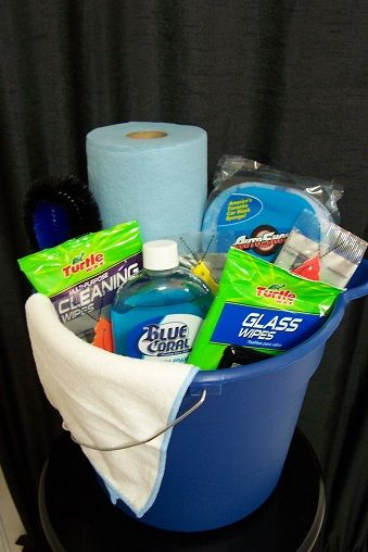 231 best gift baskets images on pinterest at home branches and great gift for guysmen its a carwash kit maybe next year easter basket for ry negle Image collections