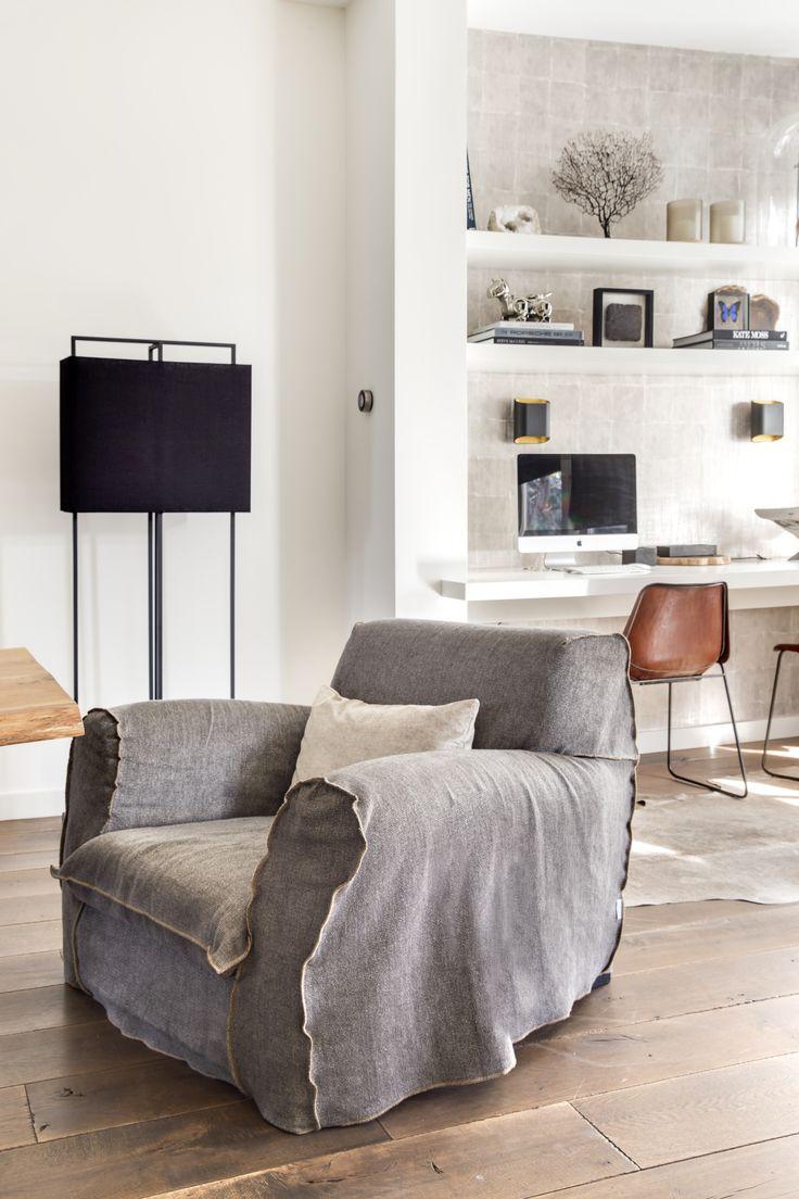 25 beste idee n over bureau planken op pinterest bureauruimte slaapkamer rekken en - Deco eigentijds design huis ...