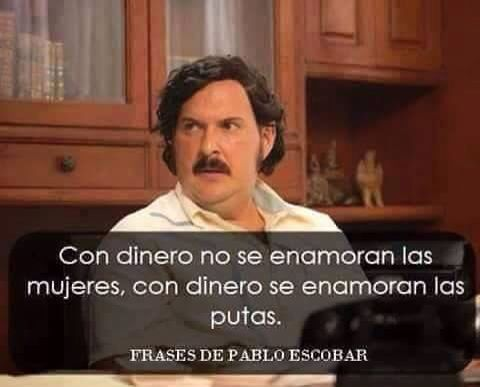 Ahí es! That's The attitude.
