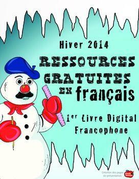 French Tips and Freebies e-Book for teachers of French / FSL / MFL / FLE - Ressources gratuites pour professeurs de français